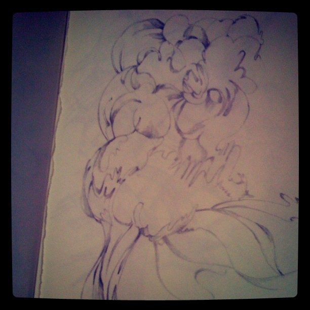 Sketchbook (Taken with instagram)