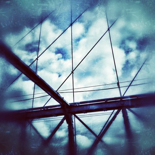 Brooklyn Bridge #nyc #cutyscape (Taken with instagram)