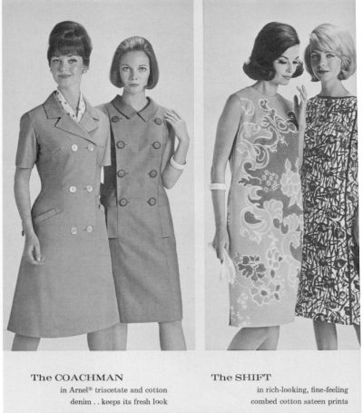 Fashion from 1964