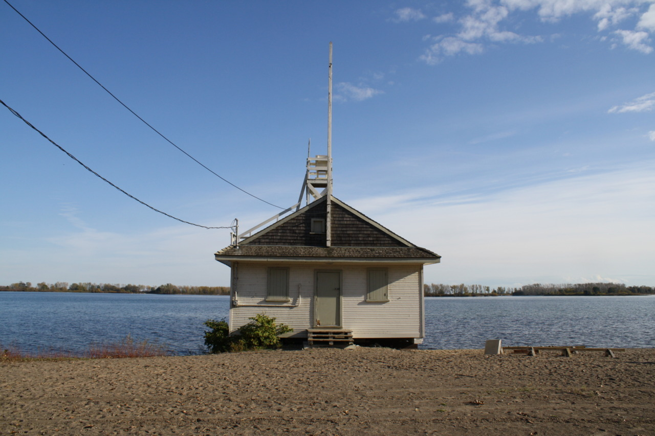 The Lifeguard Station