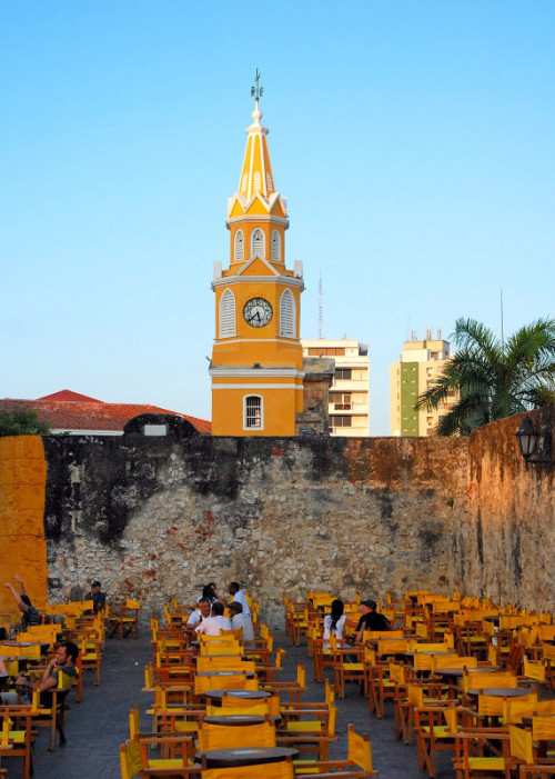 explore-the-earth:  Cartagena, Colombia