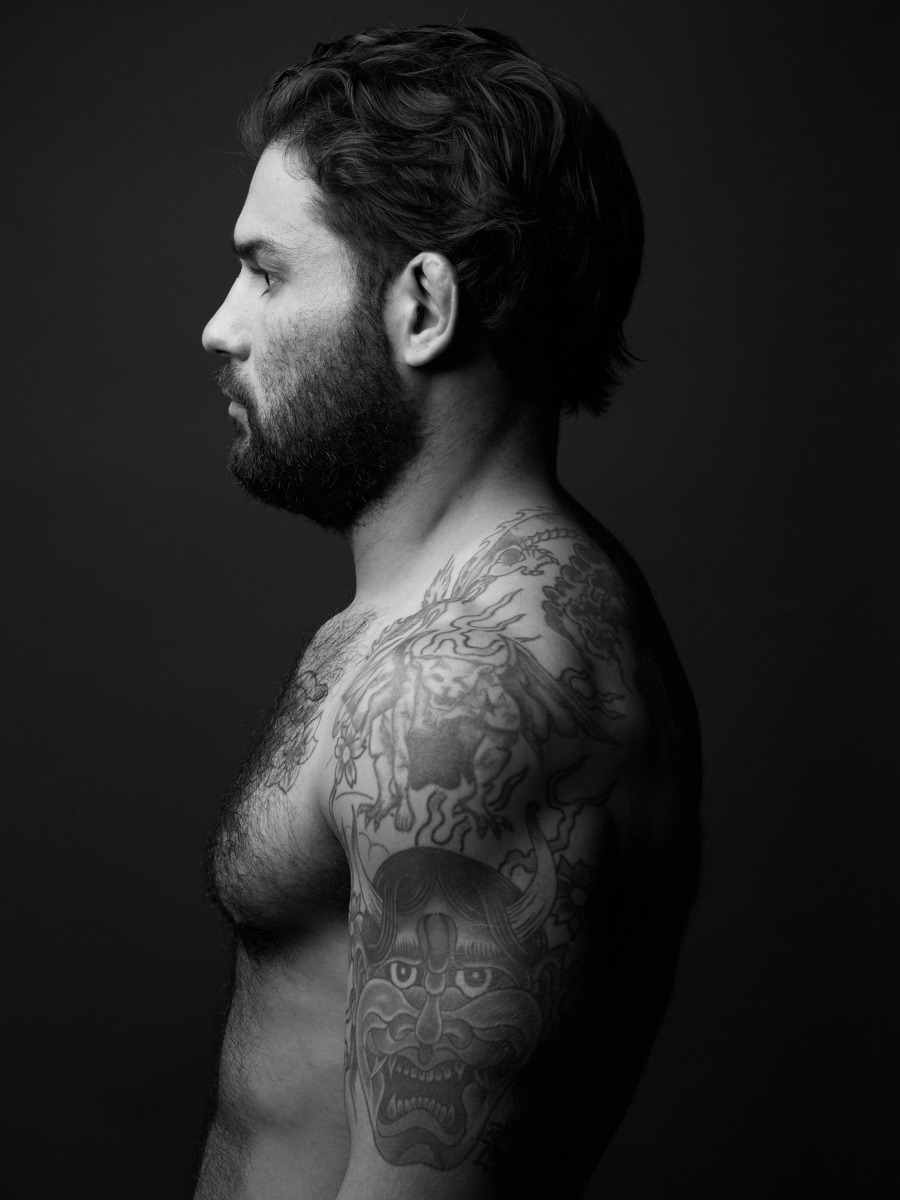 NY Fighter Project :: Don Carlo Clauss :: ©Rick Wenner
