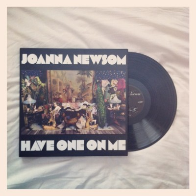 goodloops:  Joanna Newsom - 'Have One On Me' Box Set Vinyl. More My Vinyl in Sierra.