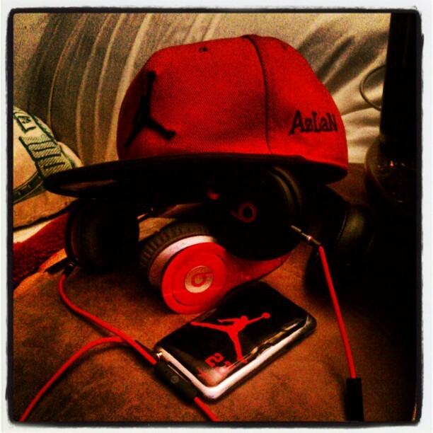 Beats mixr & solo swag #TeamYungAzLaN (Taken with instagram)
