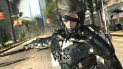 """I'm Jack the Ripper, a dirty reminder — of a terrible mistake."" - Raiden, Metal Gear Solid 2"