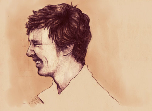 Benedict Cumberbatch by ~Hayuko