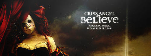 Criss Angel Facebook Covers