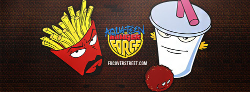 Aqua Teen Hunger Force Facebook Covers