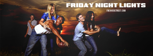 Friday Night Lights Facebook Covers