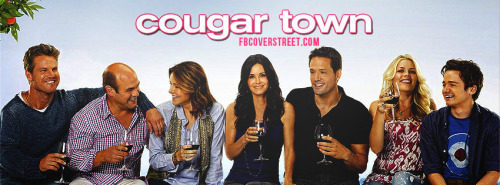 Cougar Town Facebook Covers