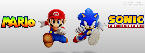 Mario Facebook Covers