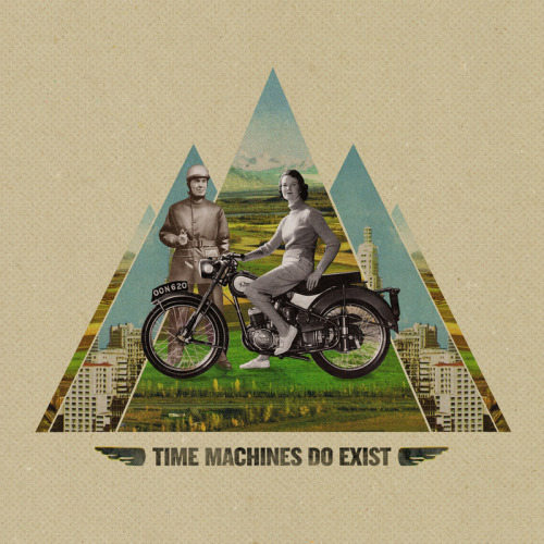 tripthelightfantastik:  Time machines by Sammy Slabbinck