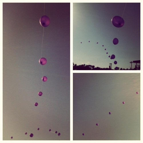 Balloons 🎈 (Taken with instagram)