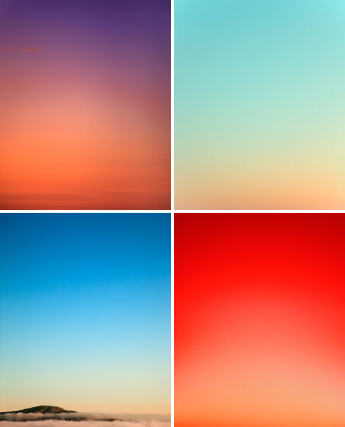 brit:  Insanely beautiful photographs of the sky by Eric Cahan. More inspiring photos here.