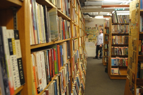 #274 - Harvard Book Store, Harvard Square, Cambridge, MA