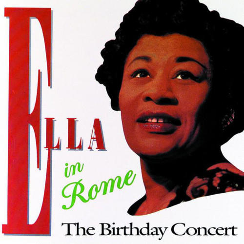 "frankiemachines:      Ella Fitzgerald sings ""St. Louis Blues"" live in Rome on her birthday in 1958     (Source: tinasinatra)"