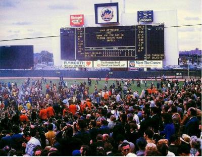 New York Mets 1969 by Dennis Garone