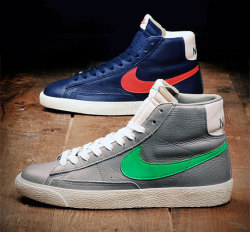 Stussy x Nike Blazer Colorways