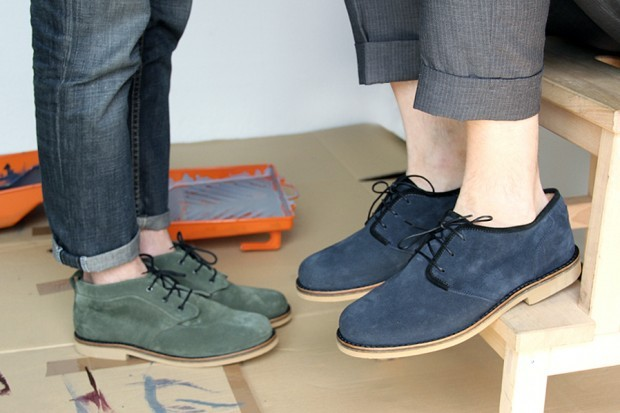 tetinotete:  Adam Kimmel Desert Boot and Derby Shoe