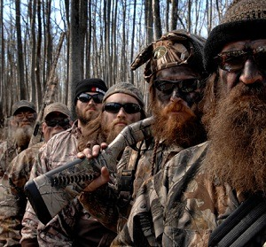 beards. and camo.