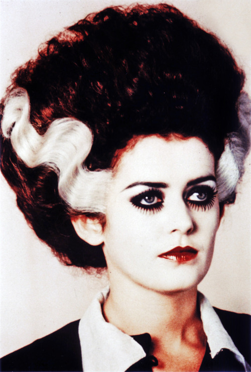 vintagegal:  Patricia Quinn as Magenta in The Rocky Horror Picture Show (1975)