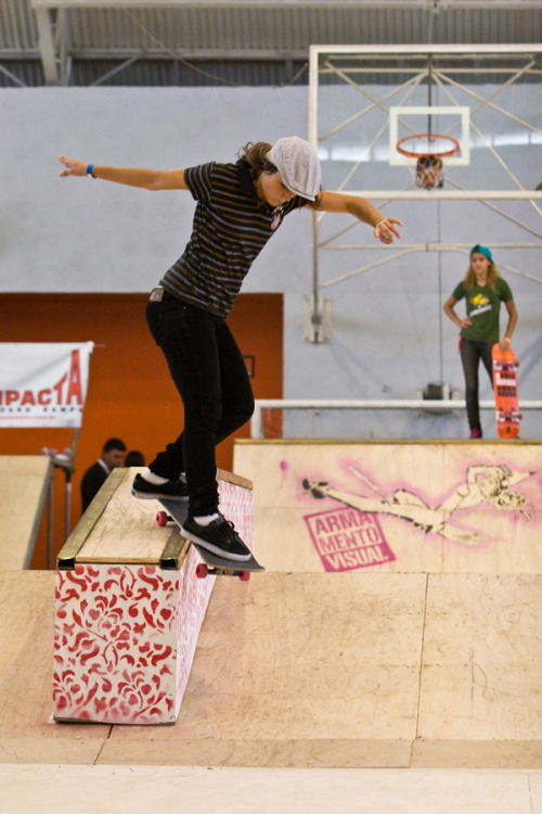 Leticia Bufoni: Bs Smith.