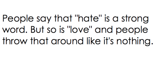 hate quotes on Tumblr