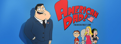 American Dad Facebook Cover