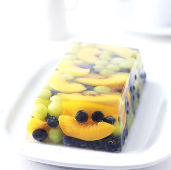 Prosecco and Summer Fruit Terrine http://www.epicurious.com/recipes/food/views/Prosecco-and-Summer-Fruit-Terrine-106871