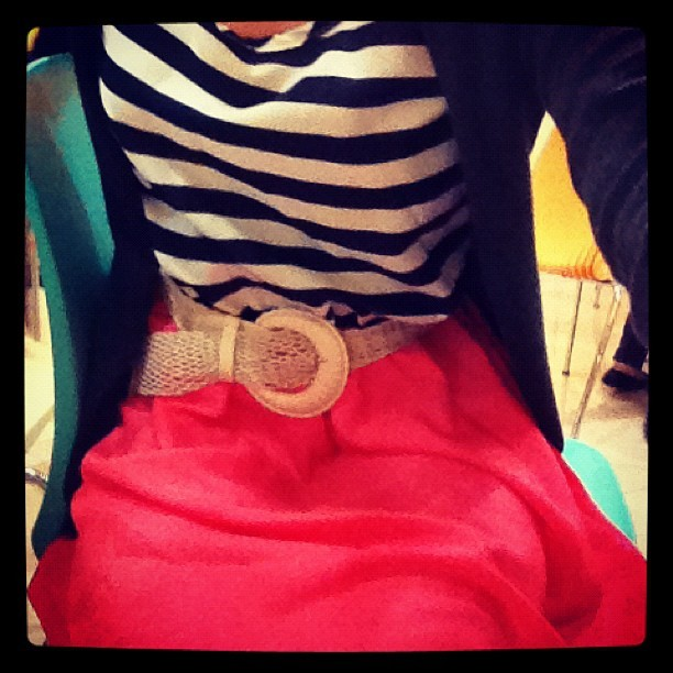 #dress what I wore to work (Taken with instagram)