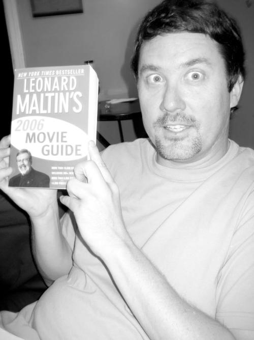 It's Doug Benson in 2006! Photo by Scott Aukerman