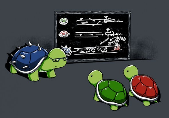 xmmdrake:  Turtles….