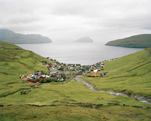 bigmagnets:  Jessica Auer, Sublime Settlement, Faroe Islands, 2011.