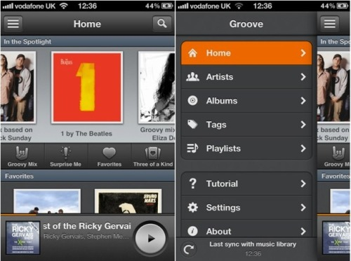 Groove 2 is the music player that your iOS device's built-in Music app should have been. It really is an incredible app, and if you haven't already downloaded it, I urge you to go and do it now. It's packed full of incredible features that music lovers shouldn't be without, and with its latest update, it just gets bette