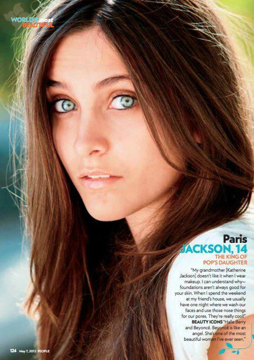 @ParisJackson in @PeopleMag