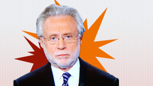Weasel and Wolf Blitzer are best friends. -Mackie Stephens