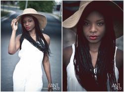 Model: Kyna B.  Photography: AntUnltd