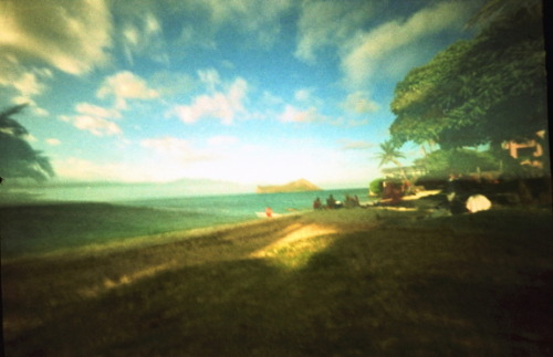 Lomography Camera of the Day - P-Sharan STD Pinhole
