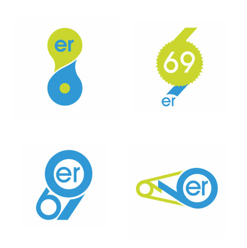 logo | 69er bicycle community