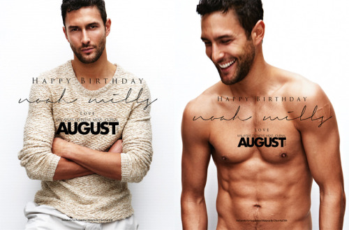 Happy Birthday, Noah Mills!