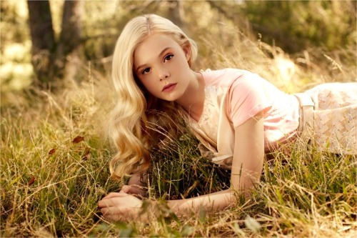 Elle Fanning Edit
