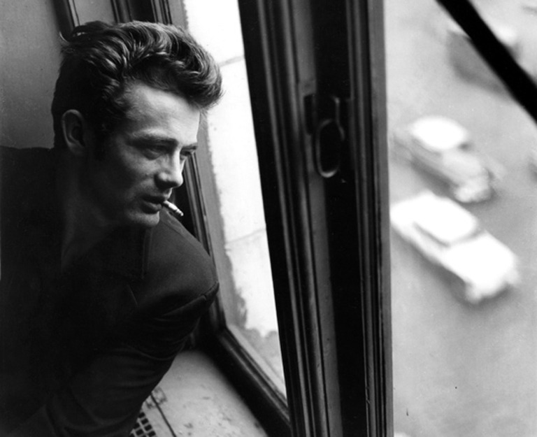 James Dean © Roy Schatt