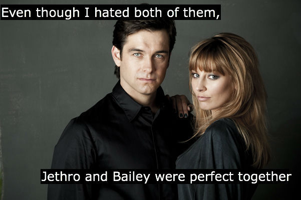 Jethro and Bailey