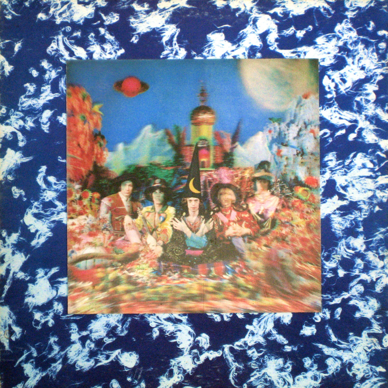 psychedelic-sixties:  Their Satanic Majesties Request Rolling Stones 1967