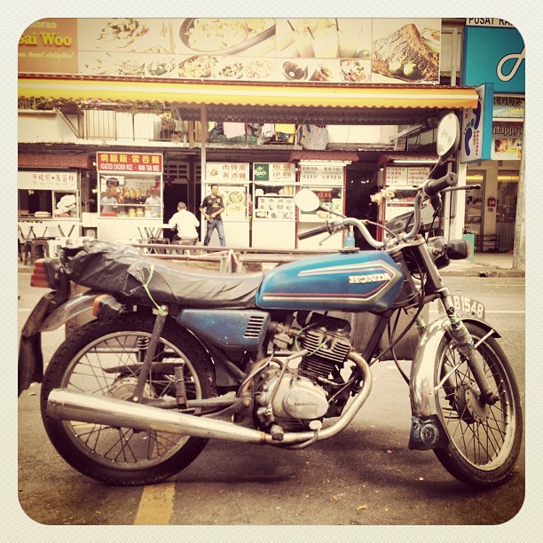Taken with Instagram at Jalan Alor