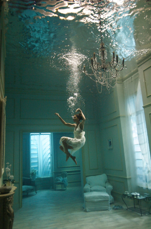 that'd be really fun assuming I could breathe underwater. amazing photoshop job though.
