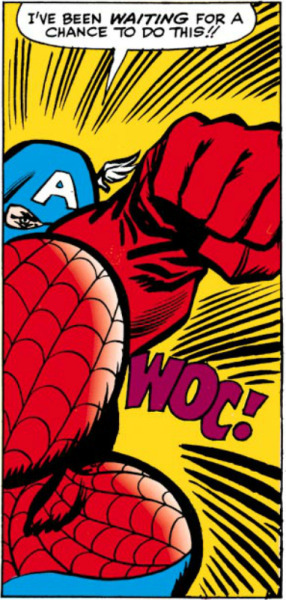 marvelpanels:  from Avengers #11 by Stan Lee and Don Heck