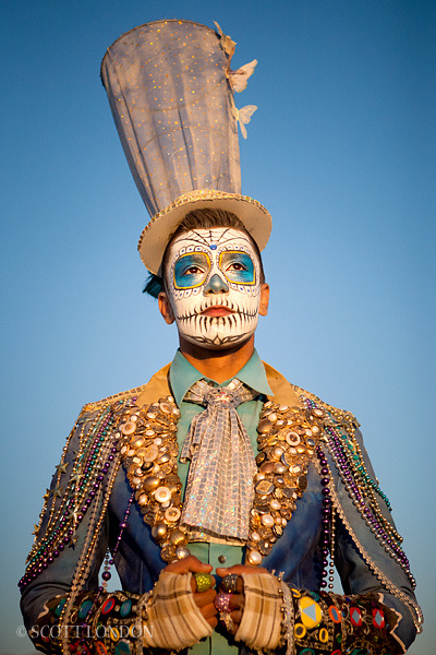 soweb:  Burning Man by Scott London