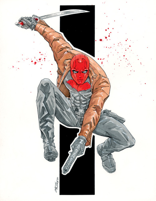 *The Red Hood by Chris Ring