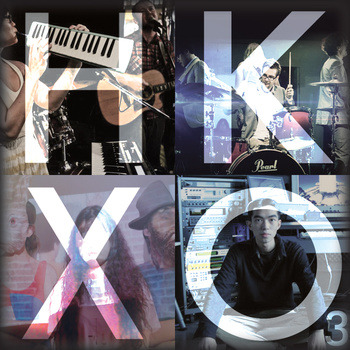 HKXO3 will take place on May 12th up at Hidden Agenda, and to celebrate we're releasing our third sampler to celebrate.  Head over to bandcamp to download this 4 track album featuring a track from each of the bands playing on the night! Hungry Ghosts:Catchy-as-hell indie rock.No One Remains Virgin + Error:wrongTwisted dream pop featuring guest guitarist Error:wrongThe BollandsFoot-stomping folk duo.Choi Sai-HoGlitched out electronica. GET IT HERE! http://hkxo.bandcamp.com/